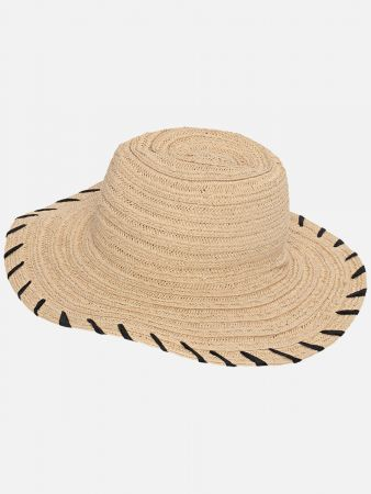 Beach Straw Hat - Kopfbedeckung