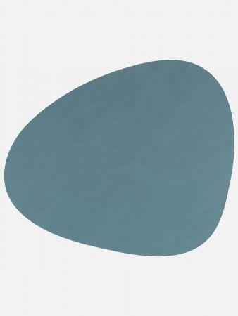 Curve - Tischset - Hellblau