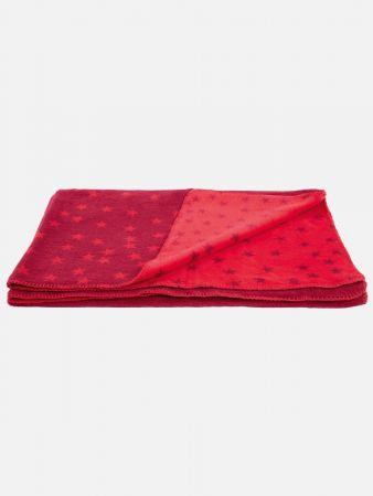 Ludmilla - Decke - Rot