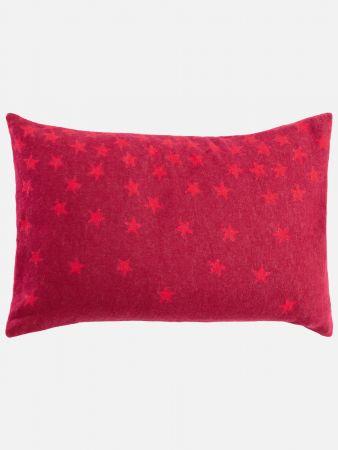 Ludmilla - Zierpolsterhülle - Rot