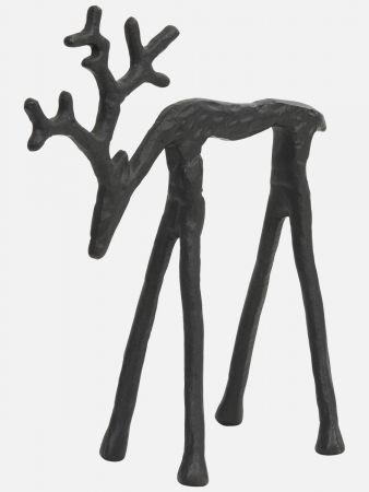 Oh Deer - Dekoration - Schwarz