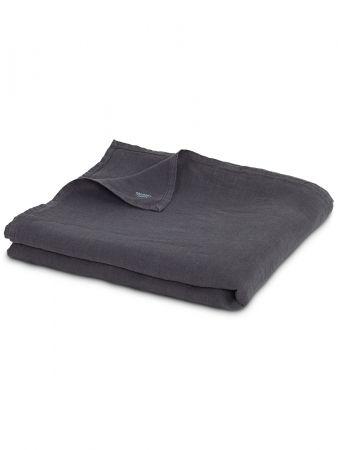 Linen Table Cloth - Tischtuch - Anthrazit