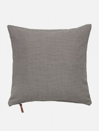 Handloomed Cotton - Zierpolster - Taupe