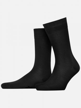 Soft Touch - Socken - Schwarz