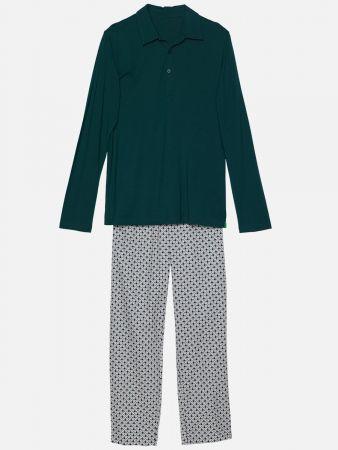 Smart Green - Pyjamahose