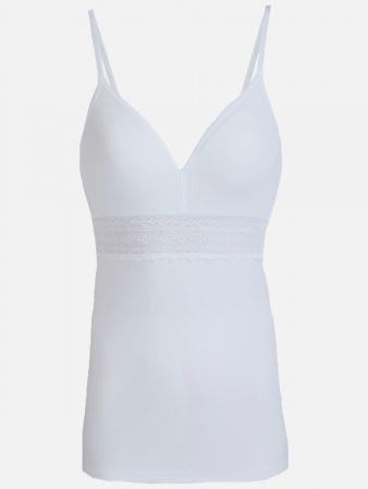 Laceband Cotton - Hemdchen