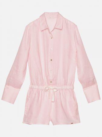 Luxxe Linen - Jumpsuit