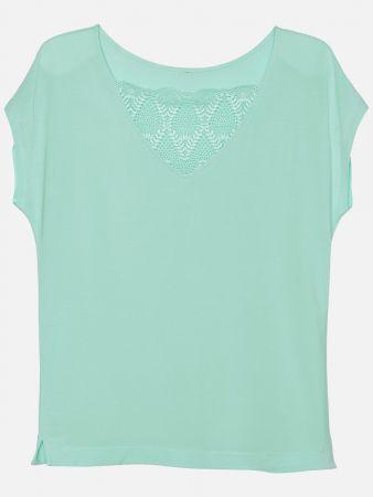 Aster Lily Nights - Nachtwäsche Shirt