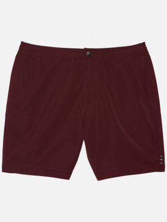 Bar Hopper - Shorts - Bordeaux