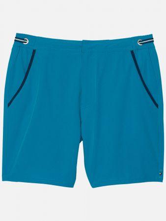 Modern Ocean - Shorts - Türkis