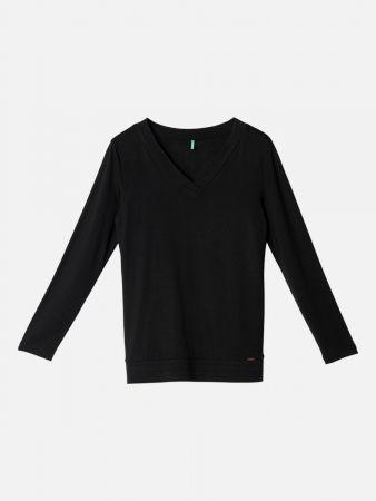 Lounge Essentials - Shirt - Schwarz