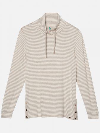 Biscuit Stripe - Sweater