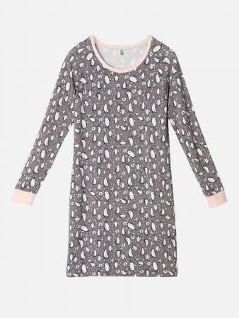 Snuggly Penguin - Nachthemd