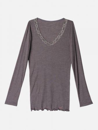 Cozy Silk - Hemdchen - Taupe