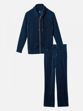 Velvety Suit - Anzug - Dunkelblau