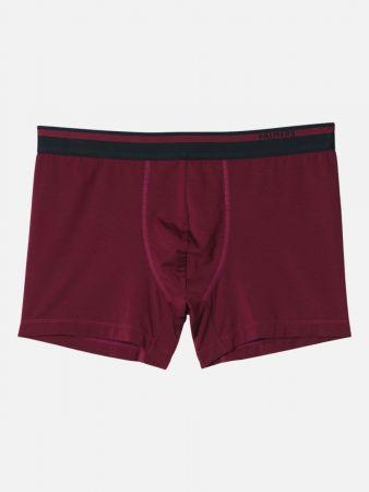 Authentic Modal - Pants - Braun-Blau