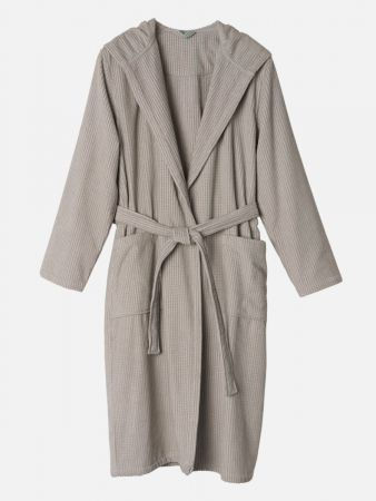 Silver Robe - Bademantel - Grau