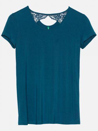 Soft Blues Dnw - Nachtwäsche Shirt