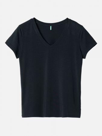 Base Tee Shirt - Nachtwäsche Shirt - Apricot