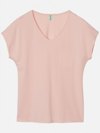 Summer Paisley - Nachtwäsche Shirt