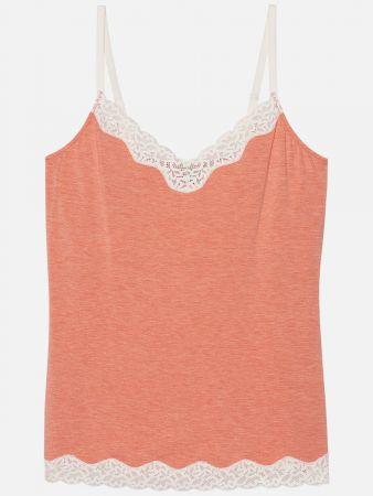 Eco Essence Coral - Nachtwäsche Shirt