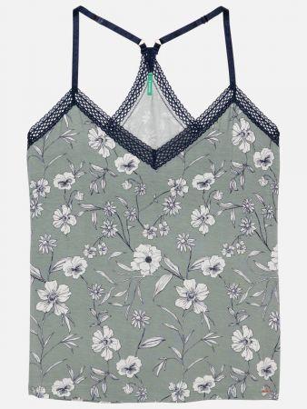 Charming Floral - Nachtwäsche Shirt