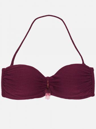 Sandbar - Bandeau Bikini-Top
