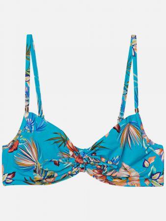 San Andres Floral - Bikini-Top