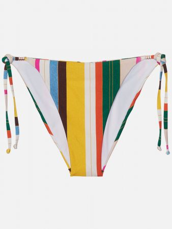 Santos Beach Stripe - Bikini-Hose Tanga
