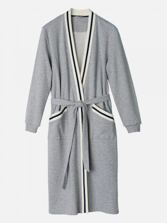 Sports Robe - Bademantel - Graumele