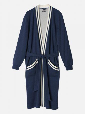 Sports Robe Hhw - Bademantel - Blaumele