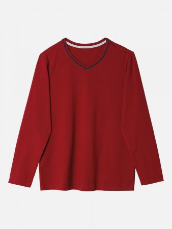 Late Summer Nights - Shirt - Rot
