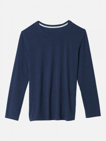 Late Summer Nights - Shirt - Blaumele