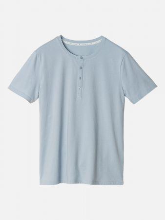 Late Summer Nights - Shirt - Hellblau