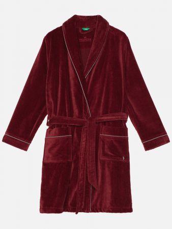 Aspen Coat Red - Bademantel
