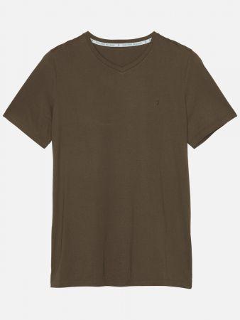 Casual Essentials - Shirt - Grün