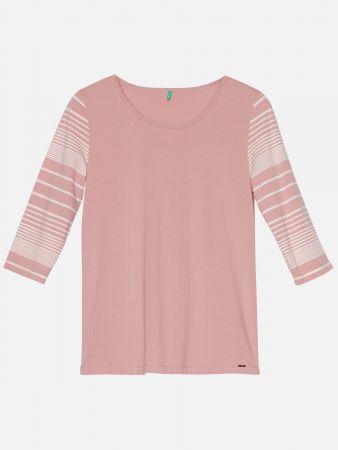 Chancy Stripe - Nachtwäsche Shirt