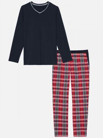 Check Night - Pyjamahose