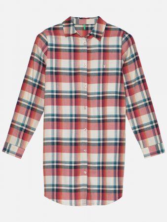 Cosy Checks - Nachthemd