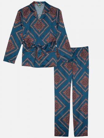 Ornamental Tile - Pyjama