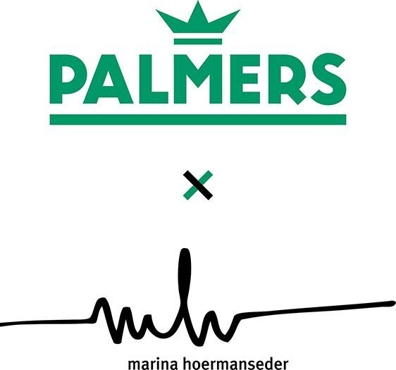 Palmers x Marina Hoermanseder Logo